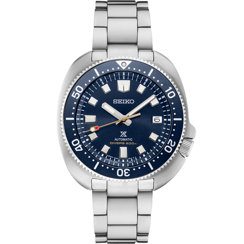 Seiko Prospex Limited Edition 'Blue Willard' Automatic Dive Watch SPB183J