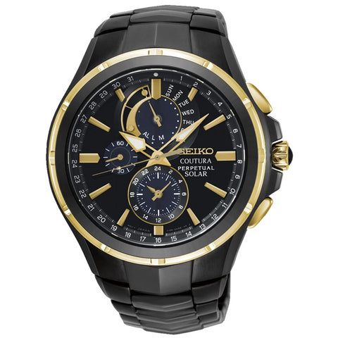 Seiko Solar Chronograph Coutura Gents Watch SSC698P-1