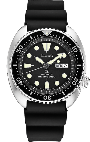 Seiko Prospex Turtle Automatic Divers Watch SRPE93K