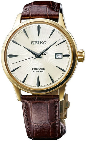 "Seiko SRPB44J Presage Automatic Watch ""Cocktail Time"" Margarita"