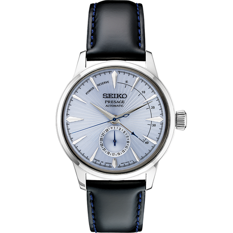Seiko SSA343J Presage Automatic Watch Blue Dial