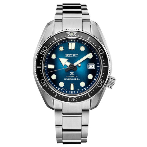 SPB083J Seiko Prospex Watch Zaratsu Polishing & Extra Blue Strap