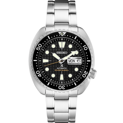 SRPE03K1 Seiko 'King Turtle' Stainless Steel Automatic Divers Prospex Watch