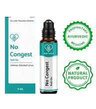 No Congest Cold Relief Roll-On (9 ml)