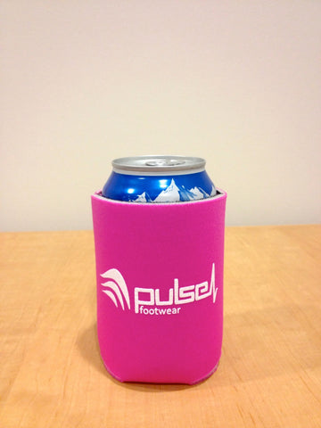 Hot Pink Koozie