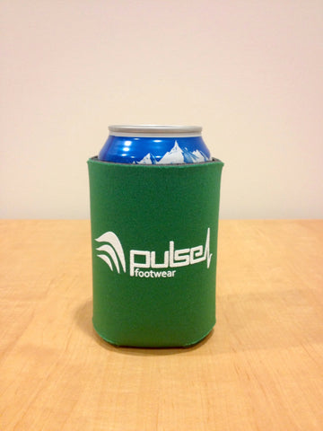 Forest Green Koozie