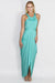 Grace Gathered Drape Gown