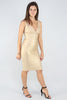 Gina Bandage Bodycon Cocktail