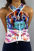 Birds Of Paradise Top
