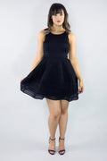 Baby Doll Flare Mini Dress