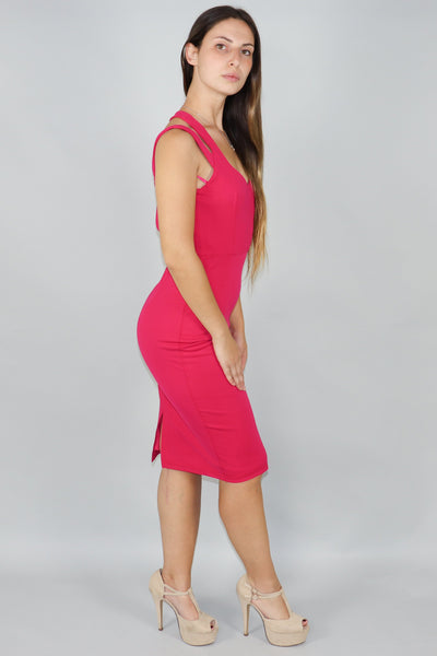 Little Harvest Goodbye Bodycon Dress