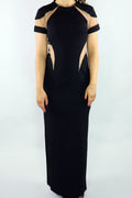 Impossible Promise Black Maxi Dress