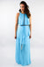 Heart Fire Maxi Dress
