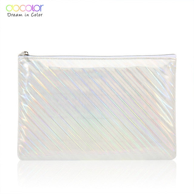 Docolor Cosmetic Bag Makeup Brush Case Travel Makeup Pouch Professional Beauty Container Storage Big Cosmetic Organizer