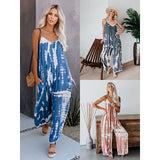 New Sling Print Jumpsuit