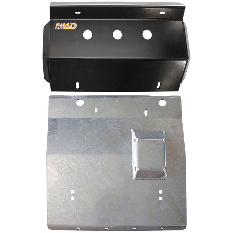 Bash Plate & Sump Plate Set