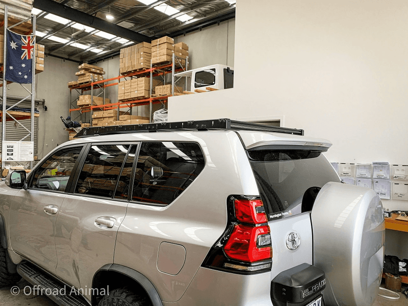 Scout Roof Rack - Suitable for Toyota Prado 150 series 2009 - current.