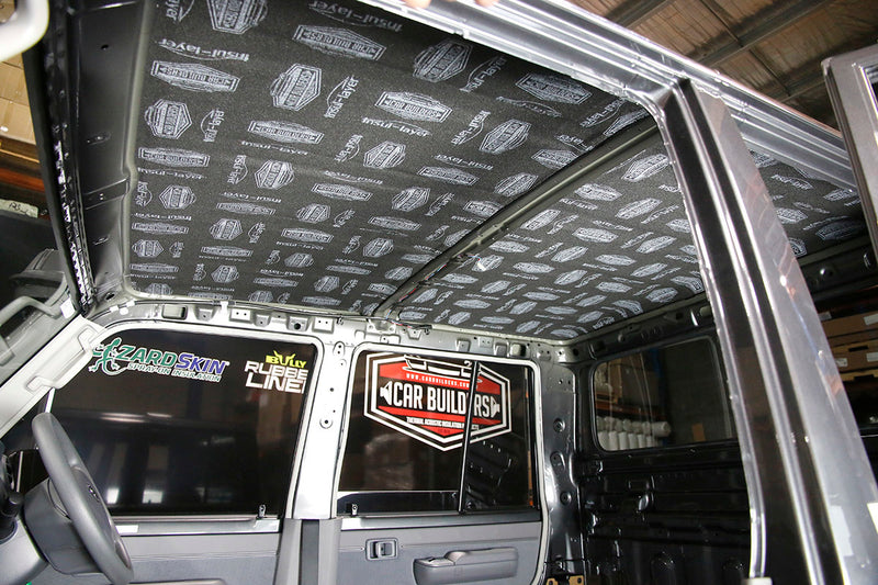 4x4 Dual Cab Sound Deadening Packs