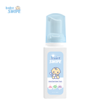 Load image into Gallery viewer, Hand Sanitizer Foam 80ml | babySWIPE Singapore
