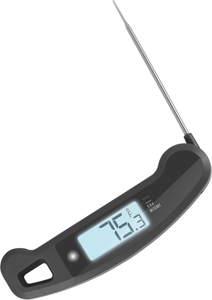 Ultra Fast Meat Thermometer - Lavatools Javelin PRO Duo