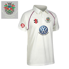 AUCC: Gray-Nicolls Matrix Short Sleeve Playing Shirt