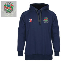 AUCC: Gray-Nicolls Storm Hooded Top