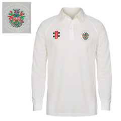 AUWCC: Gray-Nicolls Matrix Long Sleeve Playing Shirt