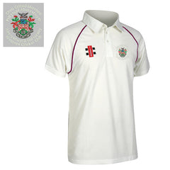 AUWCC: Gray-Nicolls Matrix Short Sleeve Playing Shirt