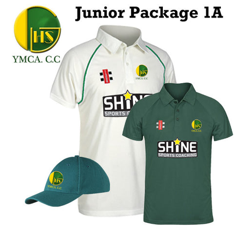 Bristol YMCA CC - JUNIOR Package 1A