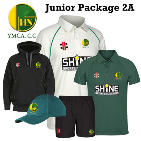 Bristol YMCA CC - JUNIOR Package 2A