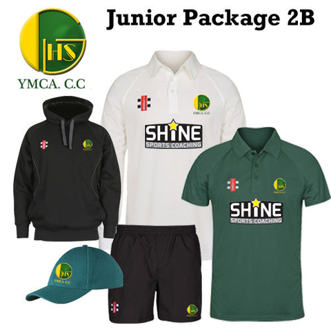 Bristol YMCA CC - JUNIOR Package 2B