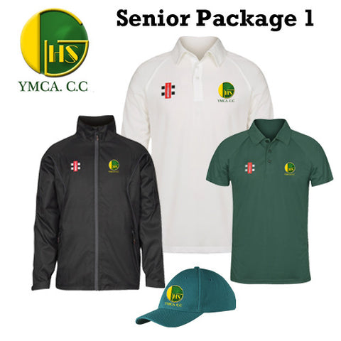 Bristol YMCA CC - Senior Package 1