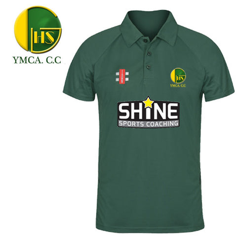 Bristol YMCA CC: Gray-Nicolls Matrix Polo