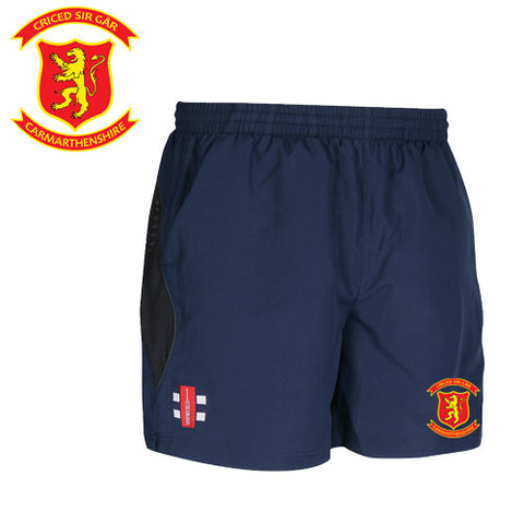 PACKAGE ITEMS Criced Sir Gar CC: Gray-Nicolls Storm Short (Size Age 7-12)