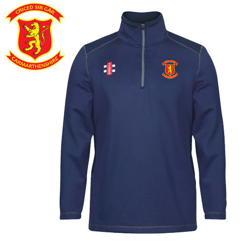 Criced Sir Gar CC: Gray-Nicolls Storm Fleece