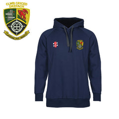 Clwb Criced Drefach: JUNIOR Gray-Nicolls Storm Hooded Top