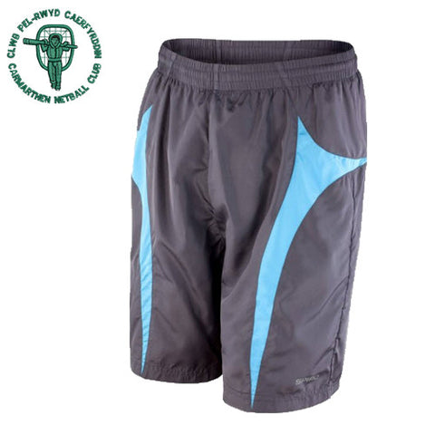 Carmarthen Netball: Micro-Lite Team Shorts
