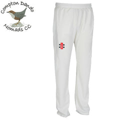 Compton Dando Nomads CC: Gray-Nicolls Matrix Playing Trousers
