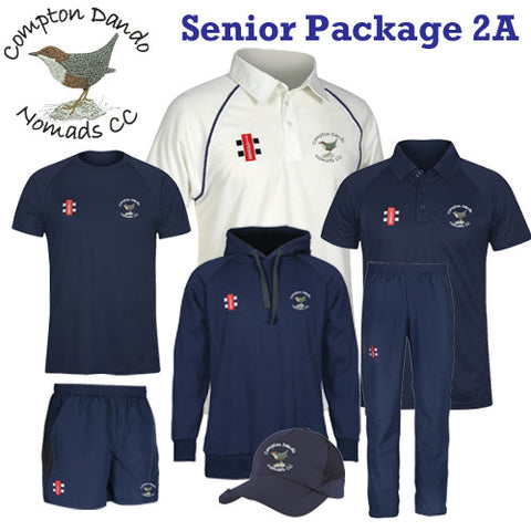 Compton Dando Nomads CC - Senior Package 2A