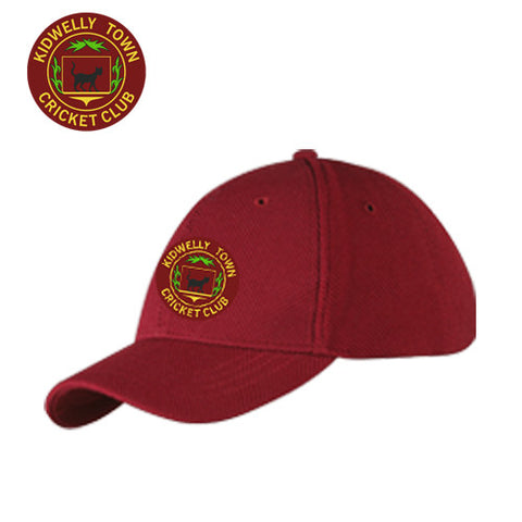 Kidwelly Town CC: Gray-Nicolls Performance Cricket Cap