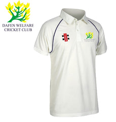 Dafen Welfare CC: Gray-Nicolls Matrix Short Sleeve Playing Shirt