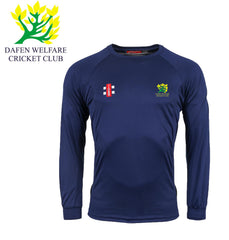 Dafen Welfare CC: Gray-Nicolls Matrix Long Sleeve Tee