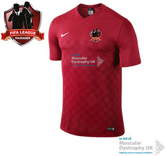 FIFA League Manager: Nike Energy III RED SS Jersey