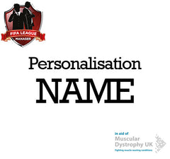 FIFA League Manager: Personalisation NAME