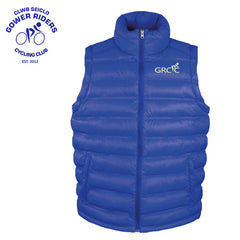Gower Riders: Royal Blue Thermal Gilet