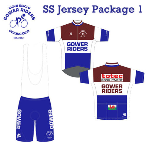 Gower Riders: Team Riders PK1