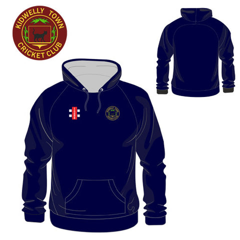 Kidwelly Town CC: Gray-Nicolls Storm Hooded Top