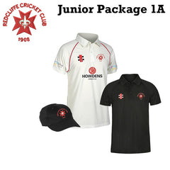 Redcliffe CC - JUNIOR Package 1A