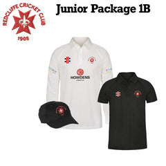 Redcliffe CC - JUNIOR Package 1B
