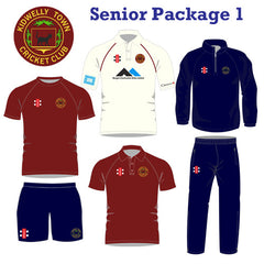 Kidwelly Town CC - Senior Package 1